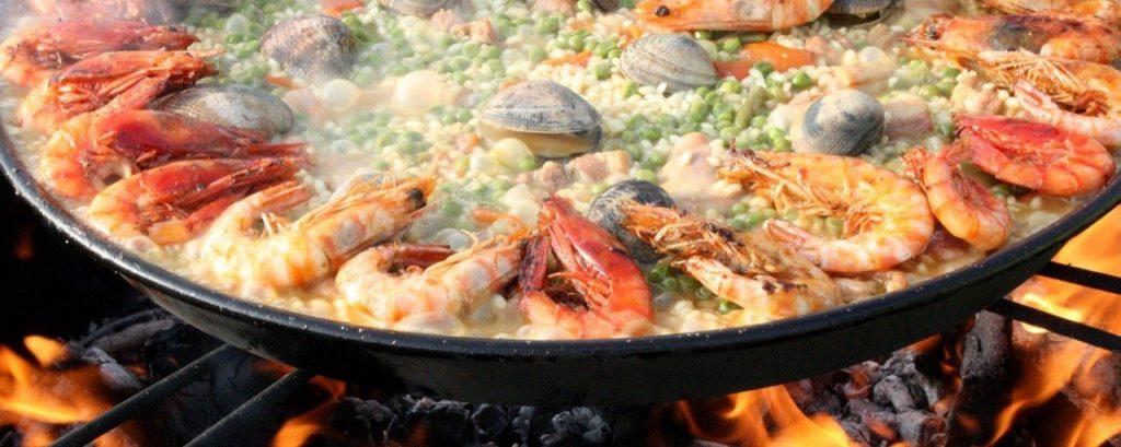 Matkultur i Valencia